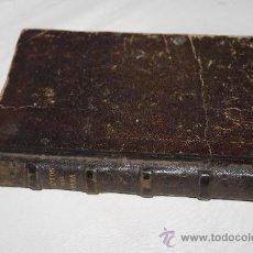 Libros antiguos: 0402- CURIOSO LIBRO ' CUENTOS DE LA MAMA Ó SEA LA MORAL EN IMÁJENES, POR D.S.T AÑO 1842. Lote 28337971