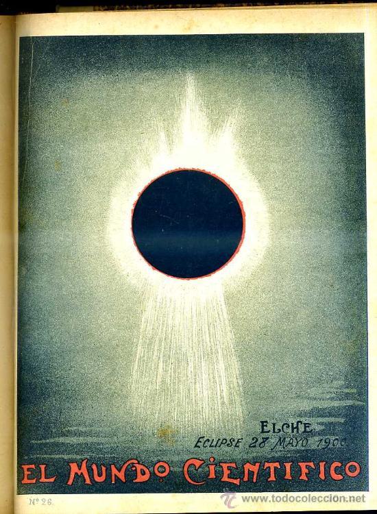 Libros antiguos: EL MUNDO CIENTÍFICO - 194 NÚMEROS AÑOS 1899 A 1903 - CUATRO TOMOS - Foto 8 - 28341841