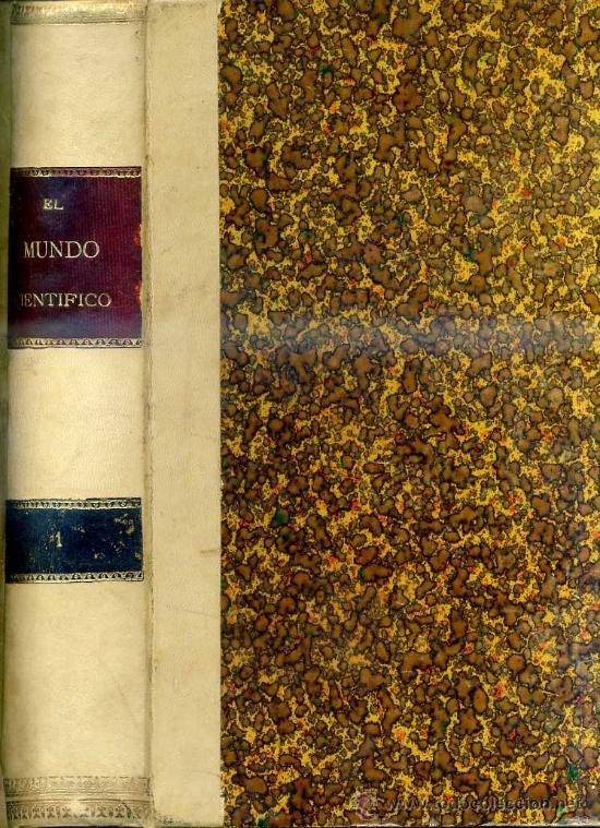 Libros antiguos: EL MUNDO CIENTÍFICO - 194 NÚMEROS AÑOS 1899 A 1903 - CUATRO TOMOS - Foto 11 - 28341841