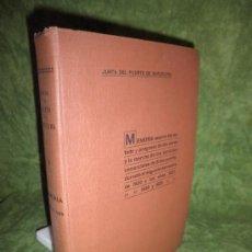 Libros antiguos: MEMORIA OBRAS DEL PUERTO DE BARCELONA - AÑO 1930 - FOTOGRAFIAS Y PLANOS DE EPOCA.. Lote 28372115