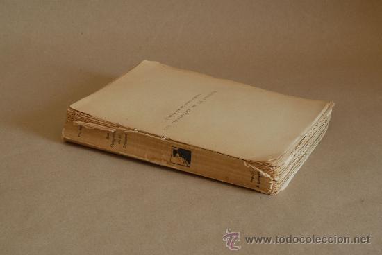 Libros antiguos: Pio Baroja. Las Veleidades de la Fortuna. Caro Rggio, Madrid. - Foto 3 - 28532764