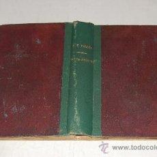 Libros antiguos: EL CUARTO PODER. D. ARMANDO PALACIO VALDÉS RM52164. Lote 28517178