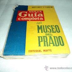 Libros antiguos: GUIA COMPLETA DEL MUSEO DEL PRADO, DE ANTONIO J. ONIEVA. Lote 28543914
