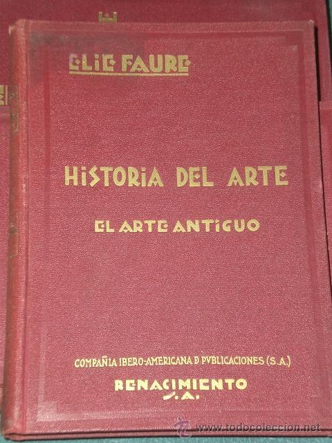 Libros antiguos: HISTORIA DEL ARTE (4 VOLUMENES: 1924- 1928) - Foto 2 - 28380745