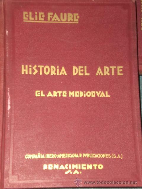Libros antiguos: HISTORIA DEL ARTE (4 VOLUMENES: 1924- 1928) - Foto 5 - 28380745