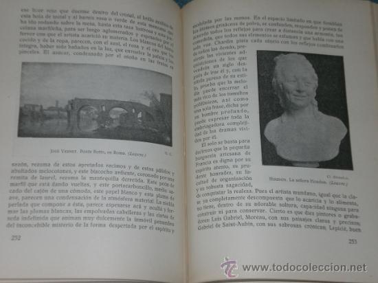 Libros antiguos: HISTORIA DEL ARTE (4 VOLUMENES: 1924- 1928) - Foto 10 - 28380745