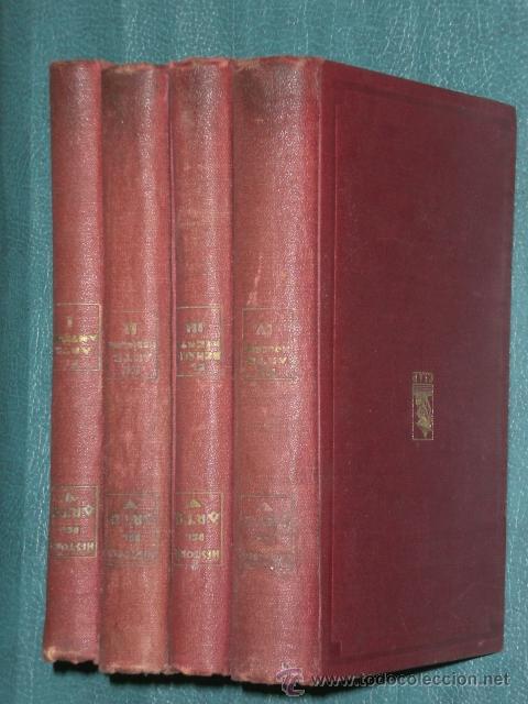 Libros antiguos: HISTORIA DEL ARTE (4 VOLUMENES: 1924- 1928) - Foto 11 - 28380745