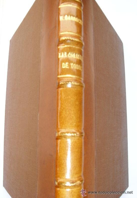 Libros antiguos: Las corridas de toros en la actualidad . El Bachiller Garrocha . 1914 - Foto 2 - 28579817
