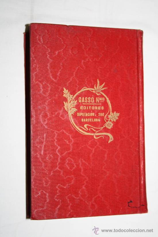 Libros antiguos: 0232- 'HISTORIA UNIVERSAL' POR CÉSAR CANTÚ - 8 TOMOS (INCOMPLETA) - GASSÓ HNOS. EDITORES - Foto 3 - 28575622
