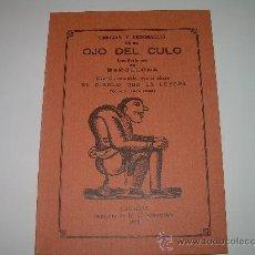 Libros antiguos: EL OJO DEL CULO.....1875. Lote 28640609