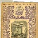 Libros antiguos: JOAN CARRERAS I PALET : ELS TEIXITS (1928) - COL. POPULAR BARCINO. EN CATALÁN. Lote 28761865