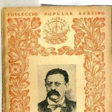 Libros antiguos: JOSEP LLEONART : JOSEP ANSELM CLAVÉ (1926) - COL. BARCINO. EN CATALÁN. Lote 28762678