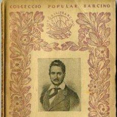 Libros antiguos: PAU PIFERRER : RECORDS I BELLESES DE BARCELONA (1932) - COL. BARCINO. EN CATALÁN. Lote 29909856