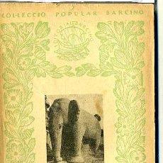 Libros antiguos: EL RAMAIANA (1932) - COLECCIÓN BARCINO. EN CATALÁN. Lote 28763655