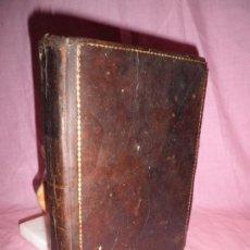 Libros antiguos: HISTORIA NATURAL - CONDE DE BUFFON - IBARRA AÑO 1789 - ILUSTRADO CON GRABADOS EN COLOR.. Lote 28821656
