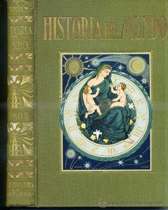 Libros antiguos: PIJOAN : HISTORIA DEL MUNDO - CINCO TOMOS (1926) - Foto 2 - 28849772