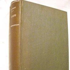 Libros antiguos: L'ÉTAPE. BOURGET PAUL. LIB.HACHETTE. PARIS. 1929. . Lote 3462116