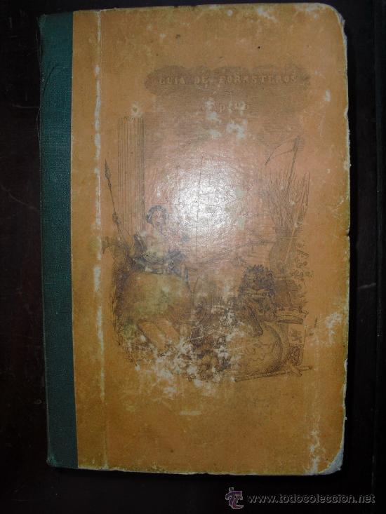 Libros antiguos: GUIA DE FORASTEROS DE MADRID PARA EL AÑO DE 1869 - Foto 2 - 28966267