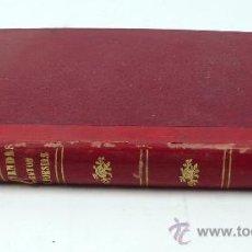 Libros antiguos: LEYENDAS, CUENTOS Y POESÍAS, NARCISO SERRA, SEGUNDA ED. AÑO 1877.. Lote 29018067