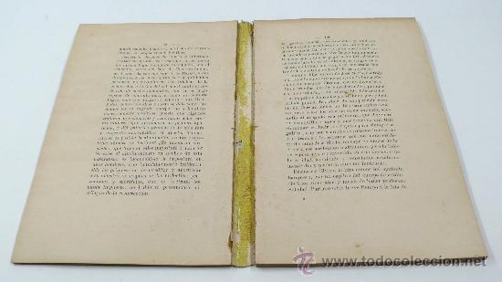 Libros antiguos: Guerra de guerrillas, Ramón Font, Gerona 1894. Dedicado por el autor. 16x24 cm. 200 pag. - Foto 3 - 29147768