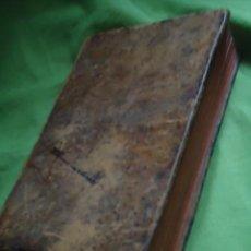 Livros antigos: EL HOMBRE FELIZ, INDEPENDIENTE DEL MUNDO Y DE LA FORTUNA, AÑO 1790, TEODORO DE ALMEYDA. TOMO III. Lote 29131402