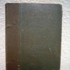 Libros antiguos: LOGARITMOS VULGARES O DE BRIGGS.NUMEROS ENTEROS DESDE EL 1 AL 20.000.AÑO 1887.. Lote 29144534