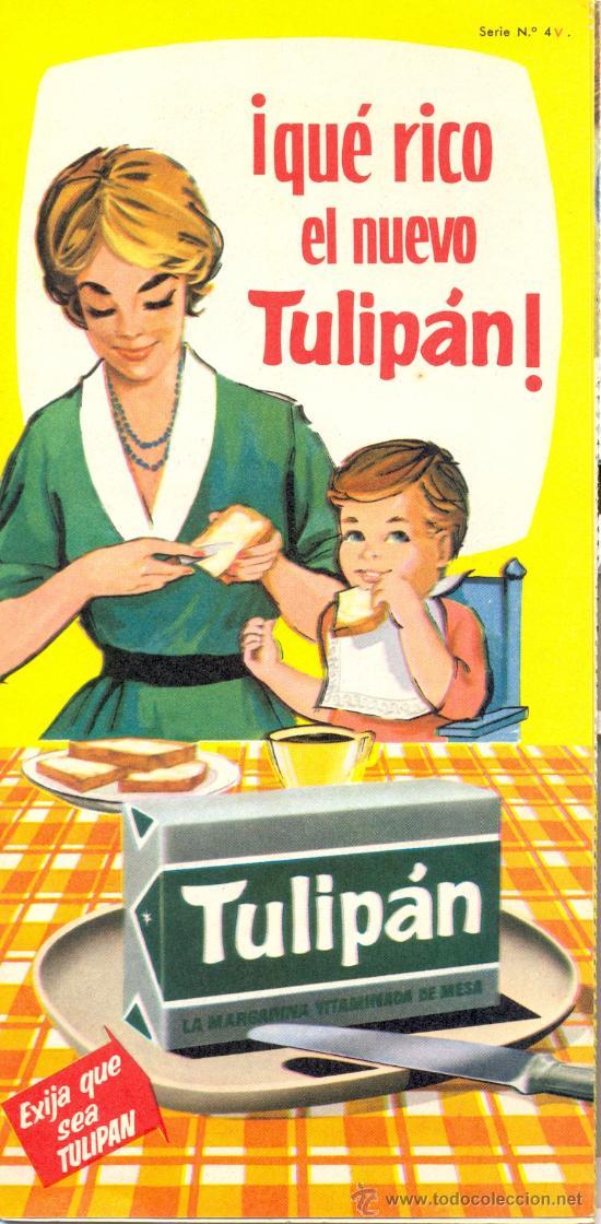 LIBRO RECETAS TULIPAN (Libros Antiguos, Raros y Curiosos - Cocina y Gastronomía)
