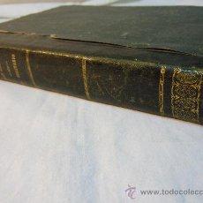 Libros antiguos: ZELIM-ALMANZOR DE JOAQUIN PARDO Y CARLOS EL TEMERARIO DE VIZCONDE DE ARLINCOURT. 1853. Lote 29218600