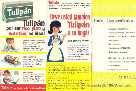Libros antiguos: Libro recetas TULIPAN - Foto 3 - 29155875