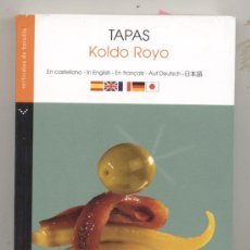 Libros antiguos: TAPAS DE KOLDO ROYO // 334 PAGINAS CON FOTOS EN INGLISH , FRANCES , ALEMAN , JAPONES Y CASTELLANO. Lote 29233024