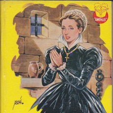 Libros antiguos: LIBRO JUVENIL COLECCION AMENUS MARIA ESTUARDO CON ILUSTRACIONES DE TOMAS PORTO. Lote 29237426