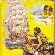 Libros antiguos: LIBRO JUVENIL COLECCION JUVENIL HISTORIA DE LA NAVEGACION . Lote 29237461