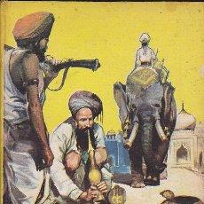 Libros antiguos: LIBRO JUVENIL COLECCION JUVENIL LA INDIA MISTERIOSA. Lote 29237489