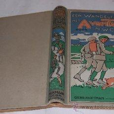 Libros antiguos: EEN WANDELTOCHT MET AVONTUREN. N. W. C. KUYK RM30607. Lote 29264161