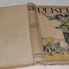 Libros antiguos: REKEL. CISSY VAN MARXVELDT RM30608. Lote 29264197
