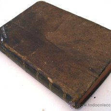 Libros antiguos: EL PADRE DE FAMILIAS BREVEMENTE INSTRUIDO.....POR EL PADRE MATIAS SANCHEZ, MADRID 1785. Lote 29352748