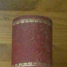 Libros antiguos: ANTIGUA LIBRO NOVELA LA ESPOSA MARTIR MANUEL CASTRO EDITOR ANTES VIUDA DE CRUZ MADRID. Lote 29391116