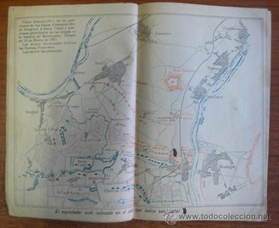Libros antiguos: PANORAMA DEL SITIO DE PARIS. Explicación precedida de una introducción histórica. PHILIPPOTEAUX, F. - Foto 3 - 29453451