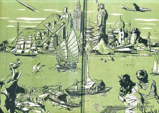 Libros antiguos: EL TESORO DE LA JUVENTUD (JACKSON) - COMPLETO, 17 TOMOS. LUJOSA ENCUADERNACIÓN. - Foto 6 - 29533590