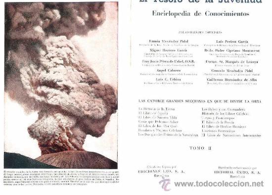 Libros antiguos: EL TESORO DE LA JUVENTUD (JACKSON) - COMPLETO, 17 TOMOS. LUJOSA ENCUADERNACIÓN. - Foto 5 - 29533590