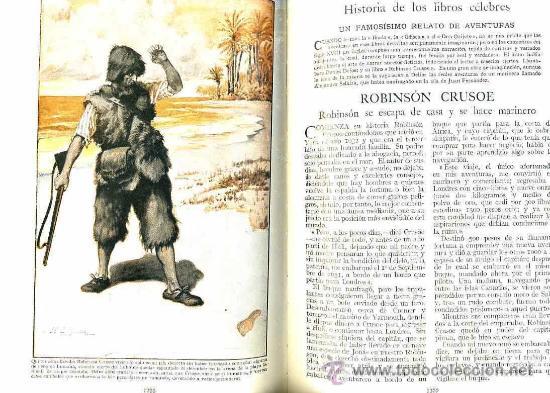 Libros antiguos: EL TESORO DE LA JUVENTUD (JACKSON) - COMPLETO, 17 TOMOS. LUJOSA ENCUADERNACIÓN. - Foto 3 - 29533590