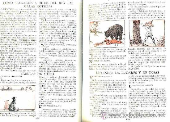 Libros antiguos: EL TESORO DE LA JUVENTUD (JACKSON) - COMPLETO, 17 TOMOS. LUJOSA ENCUADERNACIÓN. - Foto 2 - 29533590