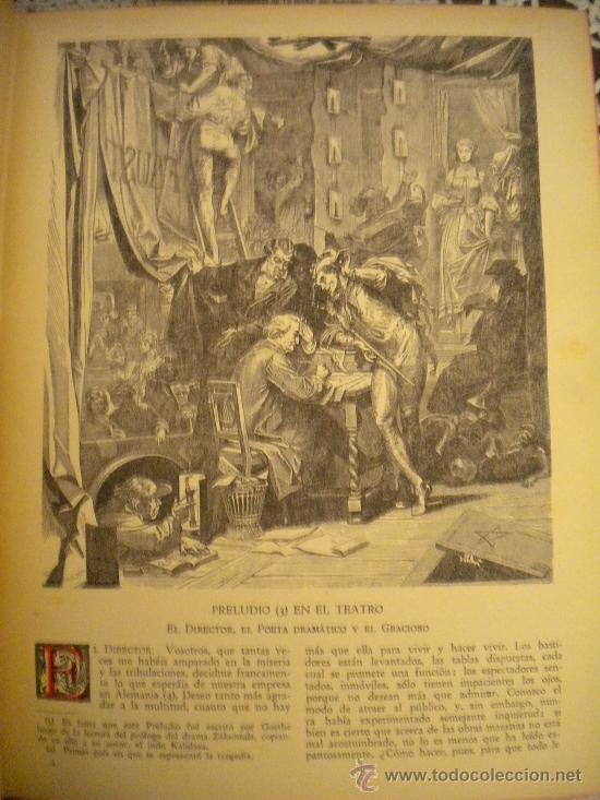 Libros antiguos: Grandes obras maestras de la literatura universal. - Foto 3 - 29598061