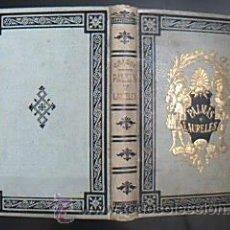 Libros antiguos: PALMAS Y LAURELES / CARTAS DE UNA MADRE A SUS HIJOS. GRASSI, ÁNGELA-ED.BASTINOS. BARCELONA, 1890. Lote 29539749