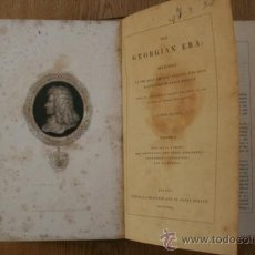 Alte Bücher - Georgian Era (The): Memoirs of the most eminent persons, who have flourished in Great Britain. - 29741054