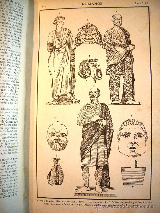 Libros antiguos: CESAR CANTU. HISTORIA UNIVERSAL - TOMO II - F. SEIX, EDITOR. 1901. - Foto 4 - 29745045