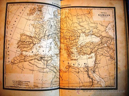 Libros antiguos: CESAR CANTU. HISTORIA UNIVERSAL - TOMO II - F. SEIX, EDITOR. 1901. - Foto 5 - 29745045
