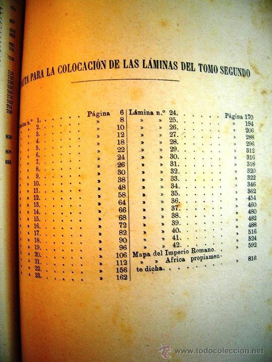 Libros antiguos: CESAR CANTU. HISTORIA UNIVERSAL - TOMO II - F. SEIX, EDITOR. 1901. - Foto 8 - 29745045