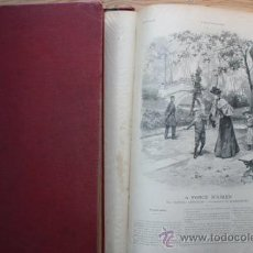 Libros antiguos: L'ILLUSTRATION. NOUVELLES. (LAS PUBLICADAS ENTRE EL 11 DE JUNIO DE 1892 Y EL 30 DE OCTUBRE DE 1897).. Lote 29749647