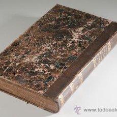 Libro Estudios Históricos por F.A. de Chateaubriand traducido por Don Mauel M.Flamant - Tomo 2